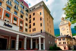 Radisson Hotel Rosa Khutor (Russia)