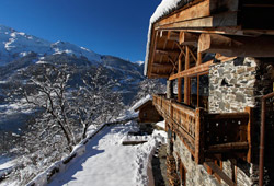 Chalet Merlo, Val d'Isere