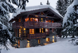 Chalet Gentianes, Courchevel 1850
