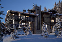 Chalet Edelweiss, Courchevel 1850