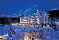 Cristallo Hotel, Cortina D'Ampezzo (Italy)