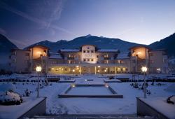 Alpenpalace Luxury Hideaway & Spa Retreat