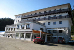 Šport hotel Pokljuka (Slovenia)