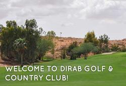 Dirab Golf & Country Club
