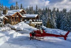 The Heli Chalet