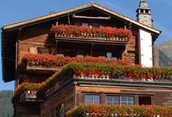 Hotel Chesa Grischuna (Switzerland)