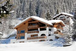 Chalet Chesa Falcun, Klosters