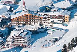 Hotel Edelweiss & Gurgl, Obergurgl