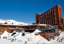 Hotel Valle Nevado (Chile)
