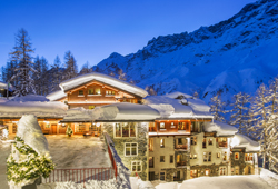 Saint Hubertus Luxury Resort & Spa (Italy)