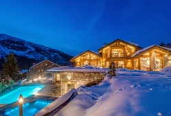 Chalet Mont Tremblant, Meribel (France)