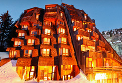 Hotel des Dromonts