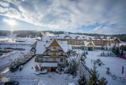 Hotel Bania Thermal & Ski (Poland)