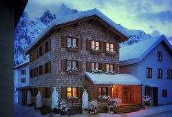 House Hannes Schneider, Stuben
