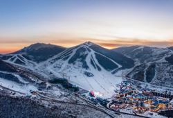Thaiwoo Ski Resort (China)