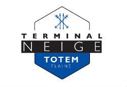 Hotel Terminal Neige - Totem
