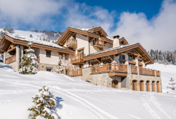 Chalet Shemshak in Courchevel 1850