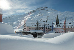 Arlberg Hospiz Hotel (Austria)