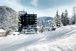 The Gradonna Mountain Resort Châlets & Hotel (Austria)