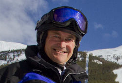 Charlie Locke, Owner & President, Lake Louise Ski Area
