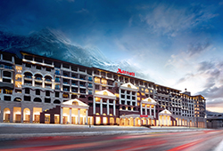 Sochi Marriott Krasnaya Polyana Hotel (Russia)
