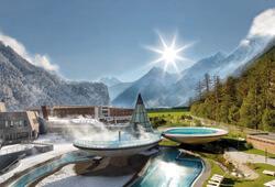 The Thermal Spa at AQUA DOME – Tirol Therme Längenfeld