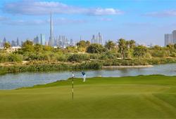 Dubai Hills Golf Club by Jumeirah (UAE)