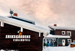 Eriksgårdens Fjällhotell (Sweden)