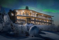 Hotel Iso-Syöte (Finland)