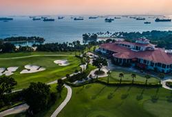Sentosa Golf Club - Serapong Course