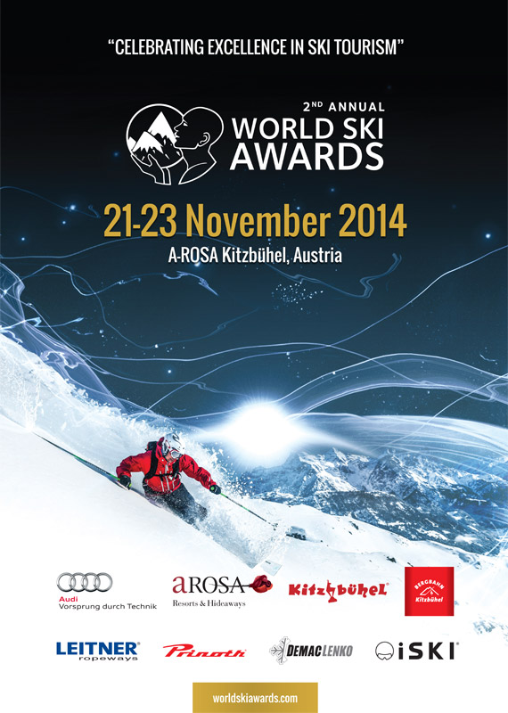 World Ski Awards Gala Ceremony 2014