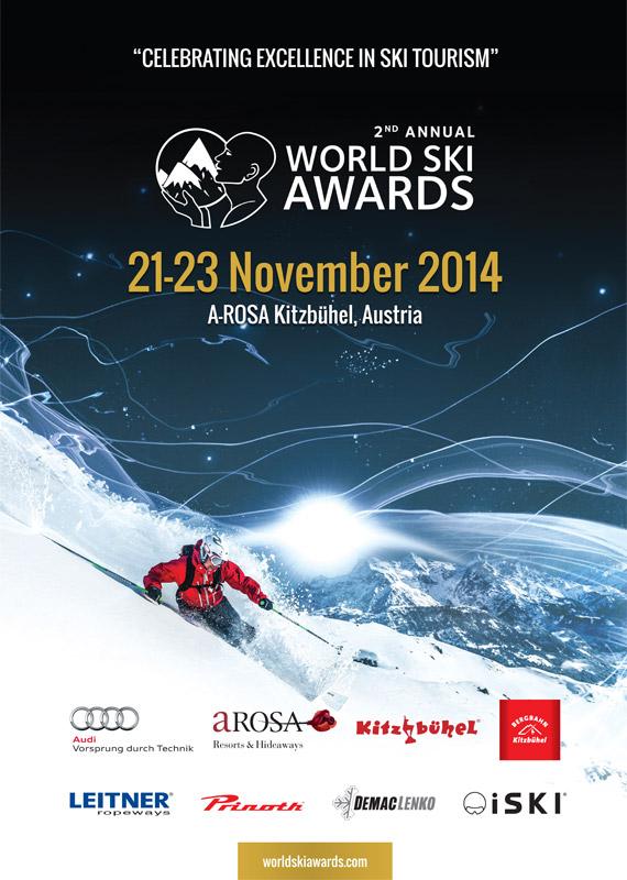 ski awards vinnare