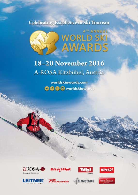 World Ski Awards Gala Ceremony 2016