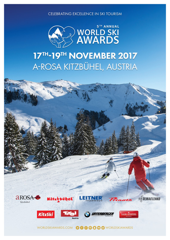 World Ski Awards Gala Ceremony 2017