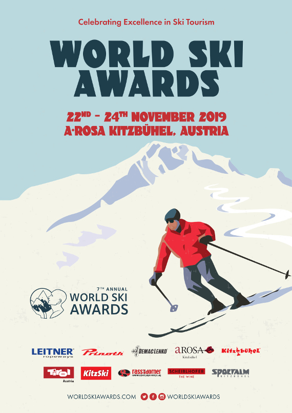 World Ski Awards Gala Ceremony 2019