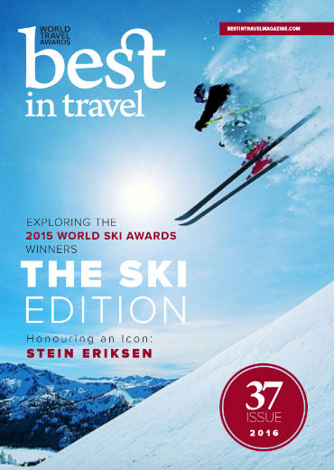 Best in Travel Magazine - 2016 Ski Edition