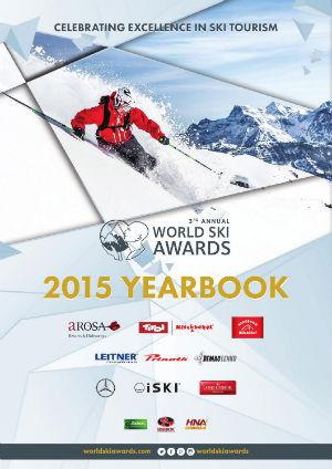 2015 World Ski Awards Yearbook