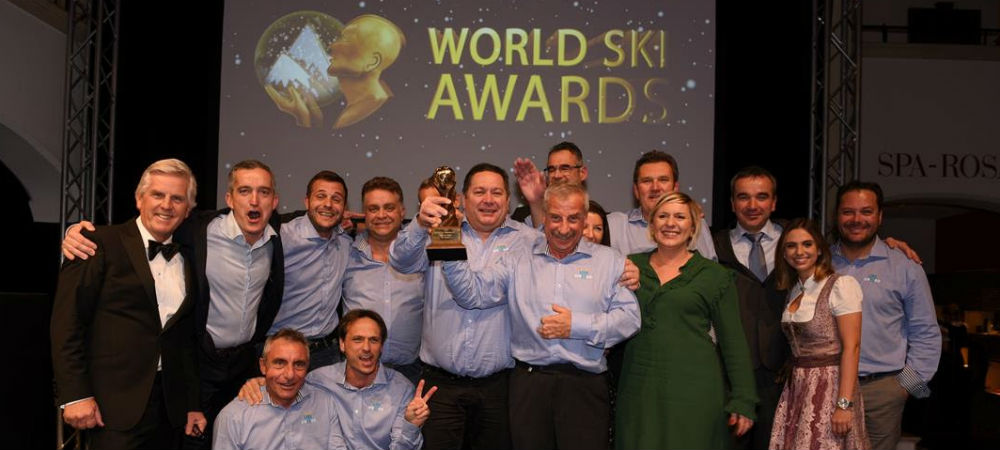 World Ski Awards 2017 - Val Thorens