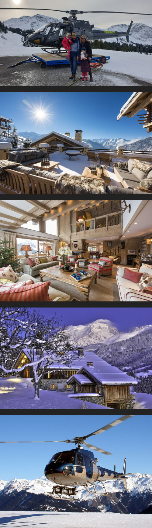 Ski In Luxury